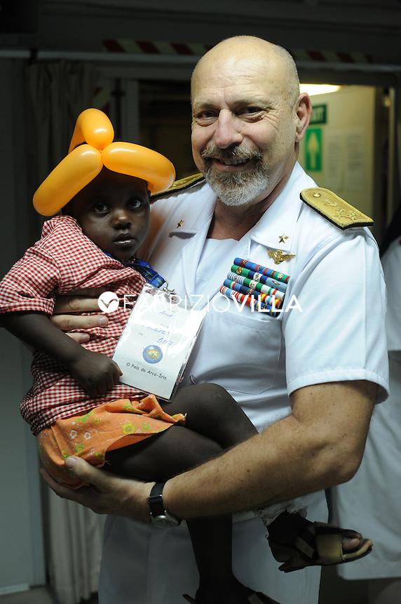 Giuseppe De Giorgi, Capo di Stato Maggiore della Marina Militare italiana.