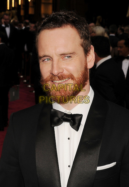 HOLLYWOOD, CA- MARCH 02:  Actor Michael Fassbender attends the 86th Annual Academy Awards held at Hollywood &amp; Highland Center on March 2, 2014 in Hollywood, California.<br /> CAP/ROT/TM<br /> &copy;Tony Michaels/Roth Stock/Capital Pictures
