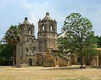 Mission Conception, San Antonio, Texas