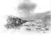 D&amp;RGW #361 asHelper engine on double-headed stock train.<br /> D&amp;RGW