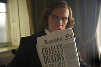 The Man Who Invented Christmas (2017) <br /> Dan Stevens<br /> *Filmstill - Editorial Use Only*<br /> CAP/KFS<br /> Image supplied by Capital Pictures