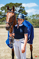 2020 NZL-Fieldline Horse Floats Brookby Showjumping Summer GP Show. Papatoetoe Pony Club. Auckland. Sunday 9 February. Copyright Photo: Libby Law Photography