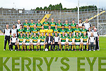 member of the Kerry Senior Football team 2012.