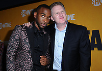 "27 September  2017 - West Hollywood, California - Jay Pharoah, Michael Rapaport. World premiere of Showtime's ""White Famous"" held at The Jeremy in West Hollywood. Photo Credit: Birdie Thompson/AdMedia"