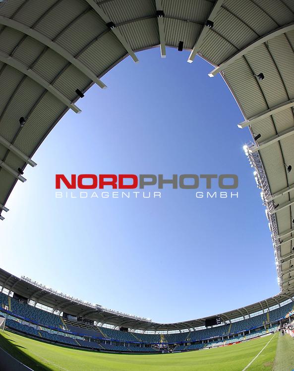 UEFA U21 Europameisterschaft / EM Europeen Championship Under 21 2009 Schweden / Sweden - GŲteborg / Gothenborg 15.06.2009 Group B - Matchday 1 Gamla Ullevi Stadion<br /> <br /> Match 2: Spanien / Spain (ESP) vs. Deutschland / Germany (GER)<br /> <br /> Das Stadion Gamla Ullevi in GŲteborg vor dem Anpfiff in der Sonne.<br /> <br /> Foto &copy; nph ( nordphoto ) *** Local Caption *** Fotos sind ohne vorherigen schriftliche Zustimmung ausschliesslich fŁr redaktionelle Publikationszwecke zu verwenden. Auf Anfrage in hoeherer Qualitaet/Aufloesung *** Local Caption *** <br /> Fotos sind ohne vorherigen schriftliche Zustimmung ausschliesslich fŁr redaktionelle Publikationszwecke zu verwenden.<br /> <br /> Auf Anfrage in hoeherer Qualitaet/Aufloesung