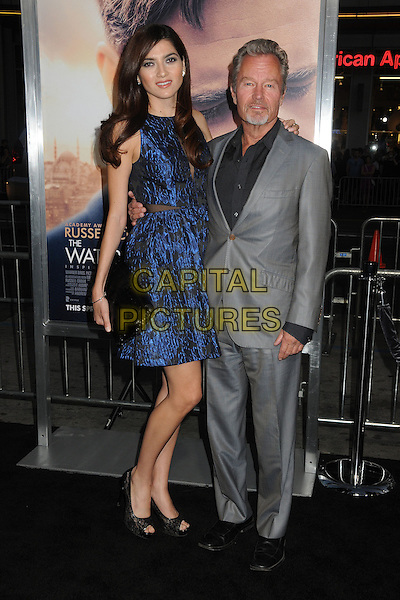 16 April 2015 - Hollywood, California - Blanca Blanco, John Savage. &quot;Water Diviner&quot; Los Angeles Premiere held at the TCL Chinese Theatre. <br /> CAP/ADM/BP<br /> &copy;BP/ADM/Capital Pictures