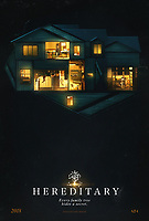 Hereditary (2018) <br /> POSTER ART<br /> *Filmstill - Editorial Use Only*<br /> CAP/MFS<br /> Image supplied by Capital Pictures