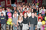 Party Fun .---------.Siobhan Herlihy(standing centre)had a great time in O Donnells bar/restaurant Mounthawk Tralee for her 30th birthday last Saturday night with her mom/dad John and mary,sister Ciara and loads of friends.   Copyright Kerry's Eye 2008