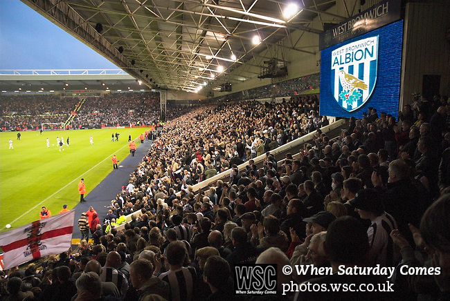 West Bromwich Albion 1 Wolverhampton Wanderers 0, The Hawthorns, Championship Play-Offs Semi-Final 2nd Leg. Photo by Paul Thompson.