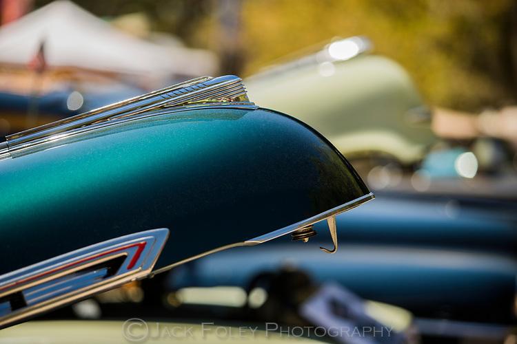 antique automobile club of america, vero beach, florida, 40th anniversary antique car show