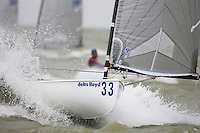 Finn, Day 4, May 27th, Delta Lloyd Regatta in Medemblik, The Netherlands (26/30 May 2011).