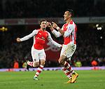 031214 Arsenal v Southampton