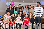 Isabella Sammi  celebrating her 4th birthday with family and friends at La Scala on Friday