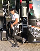 Sportmanager Bruno Hübner (Eintracht Frankfurt) - 22.08.2019: Racing Straßburg vs. Eintracht Frankfurt, UEFA Europa League, Qualifikation, Commerzbank Arena<br /> DISCLAIMER: DFL regulations prohibit any use of photographs as image sequences and/or quasi-video.