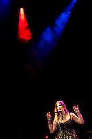 08.09.2012. Concert of ´La Oreja de Van Gogh´ in Alcorcon, Madrid. (Alterphotos/Marta Gonzalez) /NortePhoto.com<br /> <br /> **CREDITO*OBLIGATORIO** *No*Venta*A*Terceros*<br /> *No*Sale*So*third* ***No*Se*Permite*Hacer Archivo***No*Sale*So*third