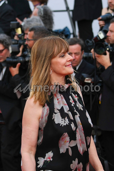 "24 May 2017 - Cannes, France - Nastassja Kinski . ""The Beguiled"" Premiere during the 70th Cannes Film Festival. Photo Credit: GeorgWenzel/face to face/AdMedia"