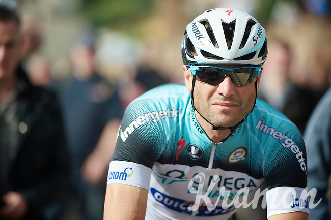 Allesandro Petacchi (ITA)<br /> <br /> 2013 Tour of Britain<br /> stage 6: Sidmouth to Haytor (Dartmorr): 137km