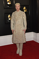 LOS ANGELES - JAN 26:  Shaun Ross at the 62nd Grammy Awards at the Staples Center on January 26, 2020 in Los Angeles, CA