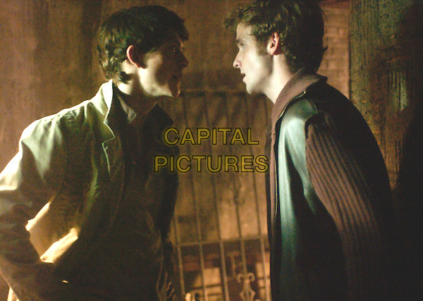 JONATHAN TUCKER & BILLY LUSH.in The Black Donnellys (Season 1).*Editorial Use Only*.Ref: FB.www.capitalpictures.com.sales@capitalpictures.com.Supplied by Capital Pictures.