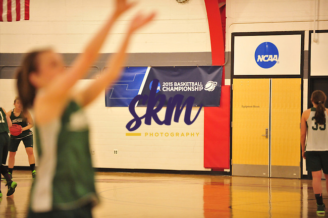 SU Women's basketball had their practice at Montclair State University for their first ever run in the NCAA Tournament.