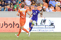 Houston, TX - Saturday Sept. 03, 2016: Josee Belanger during a regular season National Women's Soccer League (NWSL) match between the Houston Dash and the Orlando Pride at BBVA Compass Stadium.