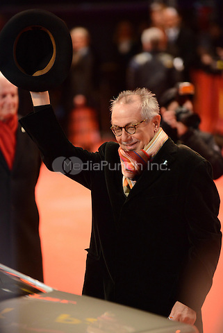 Dieter Kosslick attending the &quot;The Monuments Men&quot; Premiere at at the 64th Annual Berlinale International Film Festival at Berlinale Palast, Berlin, Germany, 8.2.2014.<br /> Photo by Janne Tervonen/insight media /MediaPunch ***FOR USA ONLY***
