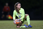 16 October 2015: Duke's EJ Proctor. The University of North Carolina Tar Heels hosted the Duke University Blue Devils at Fetzer Field in Chapel Hill, NC in a 2015 NCAA Division I Women's Soccer game. Duke won the game 1-0.