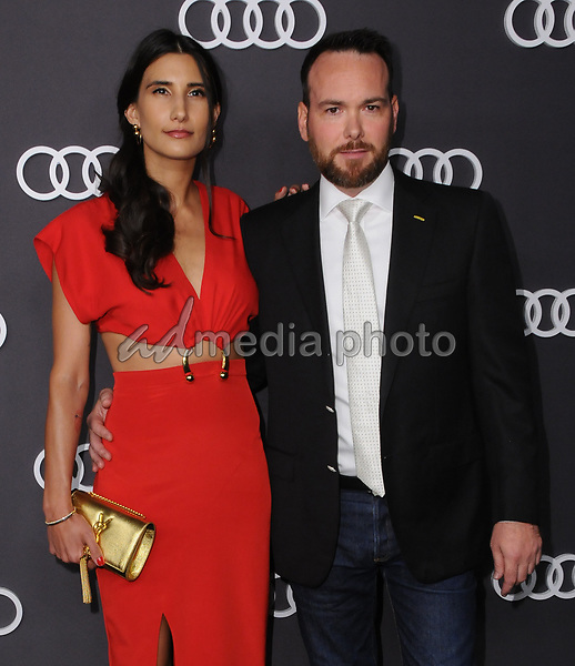 13 September  2017 - Hollywood, California - Dana Brunetti. Audi Celebrates the 69th Emmys held at The Highlight Room in Hollywood. Photo Credit: Birdie Thompson/AdMedia