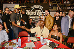 HOLLYWOOD, FL - SEPTEMBER 05: Evander Holyfield (C)attends Saturday Fight Night World Heavyweight Champions Fight Night at Hard Rock Live! in the Seminole Hard Rock Hotel & Casino on September 5, 2015 in Hollywood, Florida. ( Photo by Johnny Louis / jlnphotography.com )
