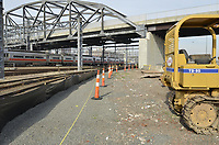 New Haven Rail Yard, Independent Wheel True Facility. CT-DOT Project # 0300-0139, New Haven CT. Progress Photograph of Construction Progress Photo Shoot 3 on 3 November 2011