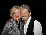 """Christine Ebersole """"Baroness . . .""""  - Ryan's Hope and One Life To Live & Charles Shaughnessy """"King Francis"""" - Days of our Lives - Paper Mill Playhouse presents the world premiere of the the new musical Ever After on May 31, 2015 with curtain call followed by gala at Charlie Bowns in Millburn, New Jersey (Photos by Sue Coflin/Max Photos)"""