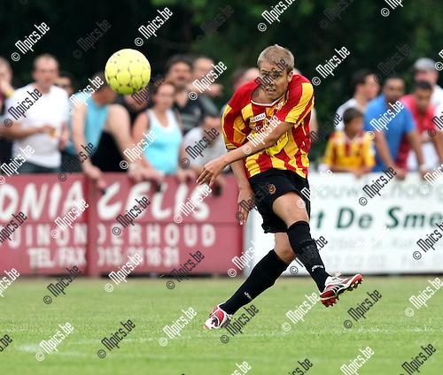 2009-06-26 / Voetbal / KV Mechelen seizoen 2009-2010 / Yoni Buyens..Foto: Maarten Straetemans (SMB)