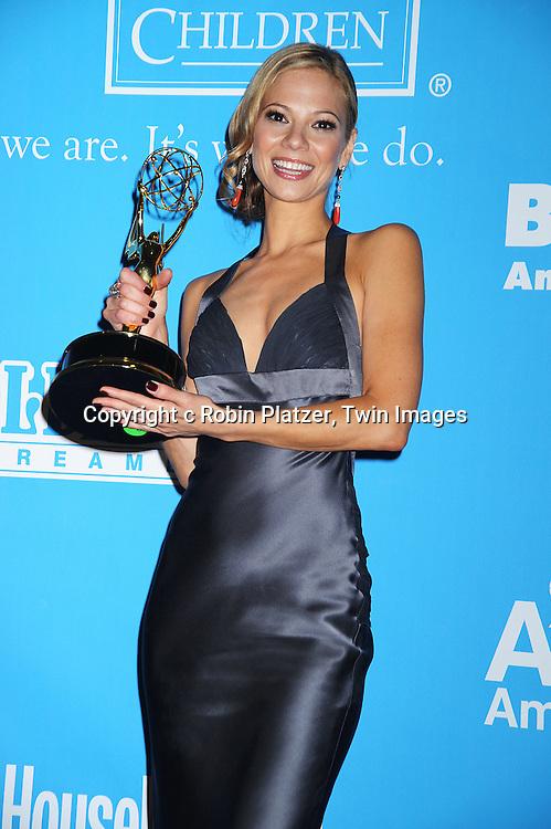 Tamara Braun, winner for best supporting actress