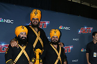 """LOS ANGELES - AUG 13:  Bir Khalsa at the """"America's Got Talent"""" Season 14 Live Show Red Carpet at the Dolby Theater on August 13, 2019 in Los Angeles, CA"""