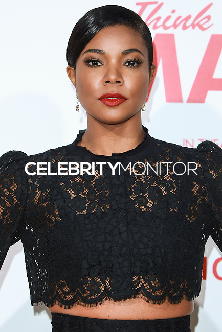 HOLLYWOOD, LOS ANGELES, CA, USA - JUNE 09: Gabrielle Union at the Los Angeles Premiere Of Screen Gems' 'Think Like A Man Too' held at the TCL Chinese Theatre on June 9, 2014 in Hollywood, Los Angeles, California, United States. (Photo by David Acosta/Celebrity Monitor)