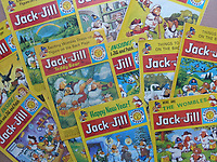 BNPS.co.uk (01202 558833)<br /> Pic: GillSeyfang/BNPS<br /> <br /> Womble Jack And Jill IPC Magazines<br /> <br /> An environmentalist is selling the world's biggest Womble collection after the famous furry creatures inspired her to save the planet as a child.<br /> <br /> Gill Seyfang, a senior lecturer in Sustainable Consumption at the University of East Anglia, owns over 1,700 items relating the furry creatures.<br /> <br /> Her vast collection ranges from soft toys to rubbish bins and was recognised by the Guinness Book of Records in 2016.<br /> <br /> Ms Seyfang, from Norwich, Norfolk, began amassing the group in the 1970s and it has continued to grow ever since.