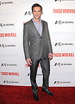 James D'Arcy attends The Premiere Party for A&E's Those Who Kill and Season 2 of Bates Motel held at Warwick in Hollywood, California on February 26,2014                                                                               © 2014 Hollywood Press Agency