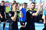 08.06.2019., stadium Gradski vrt, Osijek - UEFA Euro 2020 Qualifying, Group E, Croatia vs. Wales.  . Luka Modric, Marcelo Brozovic. <br /> <br /> Foto © nordphoto / Davor Javorovic/PIXSELL