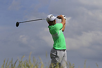Alex Noren (NOR) on the 5th tee during Wednesday's Practice Day of the 117th U.S. Open Championship 2017 held at Erin Hills, Erin, Wisconsin, USA. 14th June 2017.<br /> Picture: Eoin Clarke | Golffile<br /> <br /> <br /> All photos usage must carry mandatory copyright credit (&copy; Golffile | Eoin Clarke)