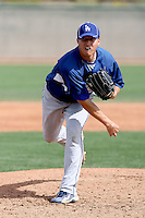 Robert Boothe, Los Angeles Dodgers 2010 minor league spring training..Photo by:  Bill Mitchell/Four Seam Images.