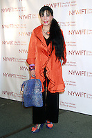 NEW YORK, NY - DECEMBER 13: Loreen Arbus at the 2012 New York Women In Film And Television Muse Awards at New York Hilton - Grand Ballroom on December 13, 2012 in New York City. Credit:RW/MediaPunch Inc. /NortePhoto