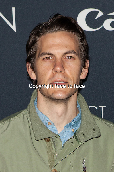 NEW YORK, NY - OCTOBER 24, 2013: Tom Lipinski attends the Premiere Of Canon's Project Imaginat10n Film Festival at Alice Tully Hall on October 24, 2013 in New York City. <br />