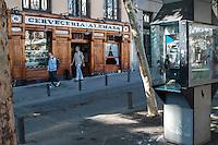 Madrid - Cerveceria Alemana