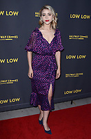 """LOS ANGELES - AUG 15:  Caylee Cowan at the """"Low Low"""" Los Angeles Premiere at the ArcLight Hollywood on August 15, 2019 in Los Angeles, CA"""