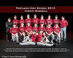 2013 PHS Baseball