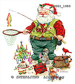 GIORDANO, CHRISTMAS SANTA, SNOWMAN, WEIHNACHTSMÄNNER, SCHNEEMÄNNER, PAPÁ NOEL, MUÑECOS DE NIEVE, paintings+++++,USGI1980,#X# stickers