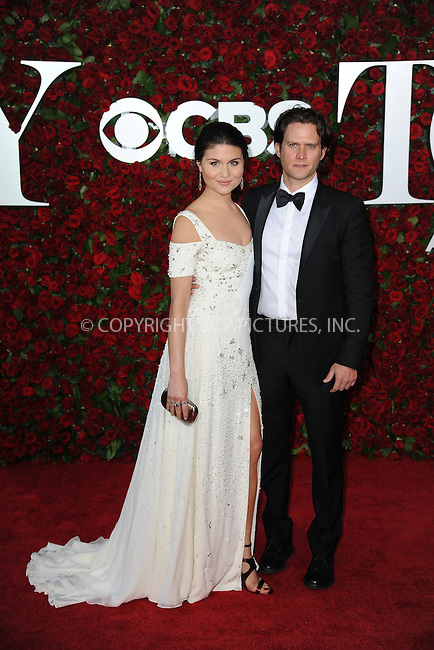www.acepixs.com<br /> June 12, 2016  New York City<br /> <br /> Phillipa Soo attending the 70th Annual Tony Awards at The Beacon Theatre on June 12, 2016 in New York City.<br /> <br /> Credit: Kristin Callahan/ACE Pictures<br /> <br /> <br /> Tel: 646 769 0430<br /> Email: info@acepixs.com