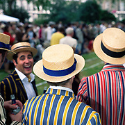 Chaps - Retro socializing in London. 2009. The Chap Olympiad 2009. The Chap Olympiad is an annual event held in central London by the Chap magazine, it allows assorted retro socialisers a place to gather for a day. Some Chaps have a ruddy good laugh. .