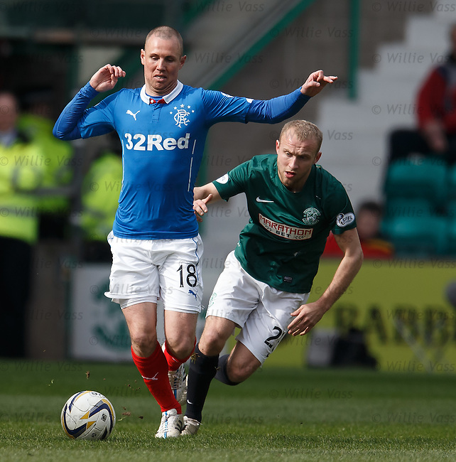 Kenny Miller attacks