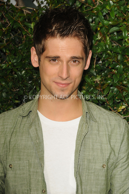 WWW.ACEPIXS.COM . . . . .  ....May 1 2012, LA....Jean-Luc Bilodeau arriving at ABC Family Upfronts at The Sayers Club on May 1, 2012 in Hollywood, California.....Please byline: PETER WEST - ACE PICTURES.... *** ***..Ace Pictures, Inc:  ..Philip Vaughan (212) 243-8787 or (646) 769 0430..e-mail: info@acepixs.com..web: http://www.acepixs.com
